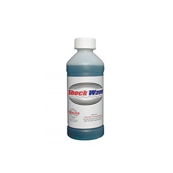 Fiberlock 8310 10 oz Shockwave Concentrate Cleaner #CHD1289