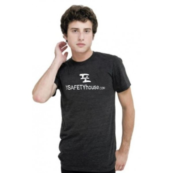 TheSafetyHouse.com Tri-Blend Crew T-shirt