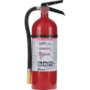 Kidde 10# ABC Fire Extinguisher/each