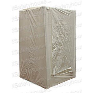Disposable Decontamination Shower 4'x4'