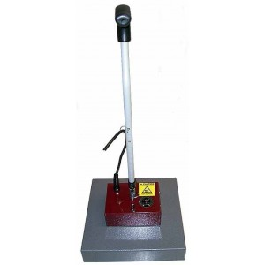 The EcoStrip N100 Portable Infrared Heat Tile Machine