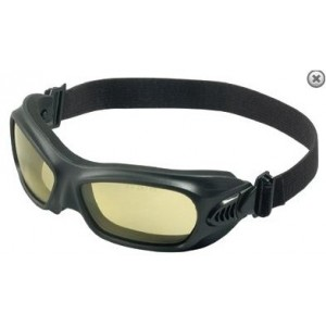 AllSafe Wildcat Safety Goggles Clear Anti Fog Lens