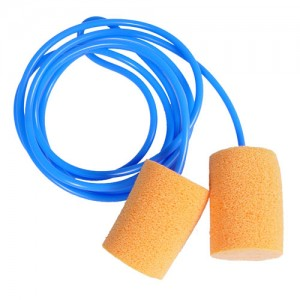 Corded Foam Earplugs NRR29/pair