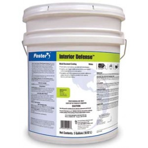 Foster® 40-50™ Interior Defense™ Mold Resistant Coating
