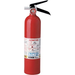 Kidde 2.5# ABC Fire Extinguisher/each