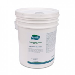 Sporicidin Clear Mold Resistant Coating 5 Gallon Pail - CHE1284-C