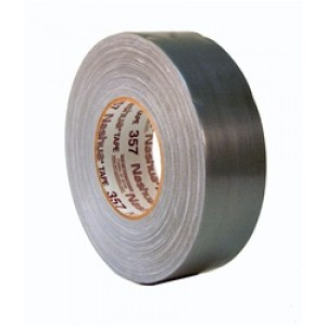 Nashua 398 Industrial Grade 2 Inch Grey Duct Tape