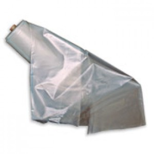 4 ft x 500 ft Clear Poly Sheeting / Roll #PC4500