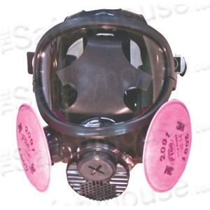3M™ 7800S Full Face Respirator - Item #RF7800