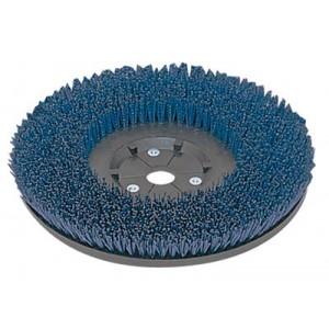 Floor Buffer Nylon Brush-15in for a 17in machine /each