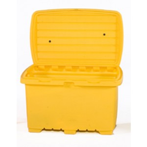 Ultra-Forest Yellow Utility Box w/ no Wheels - Item #SK0862