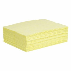 HazMat SonicBonded Pads, Medium Weight - 50 ct.