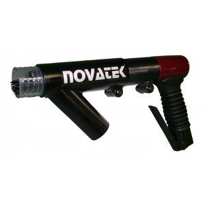 Novatek Vacuum Shrouded Needle Scalers 2B Pistol Grip