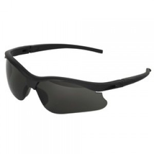 Jackson Safety Nemisis Safety Glasses Smoke Lens/Black Frame