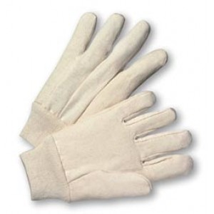 Cotton Canvas Gloves / doz.