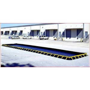 Ultra-Containment Berms, Compact Model - 15 ft x 66 ft x 1 ft - Item #SC8614