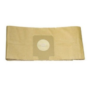 TheSafetyHouse Euro 390 HEPA Vacuum Disposable Paper Filter Bags