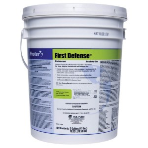 Foster® First Defense™ 40-80
