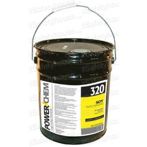 PowerChem 320 Soy Mastic Remover (CARB) 55 gal/pl  / Item No. CHM3205