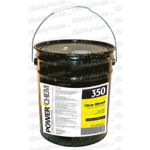 PowerChem 350 Citrus Blend Mastic Remover 5 gal/pl