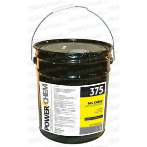 PowerChem 375 No Odor Mastic Remover 5 gal/pl