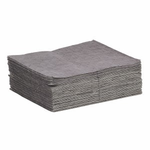 Universal Sonic Bonded Absorbent Pads - Medium Weight - 50 ct