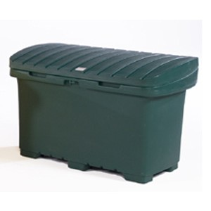 Ultra-Forest Green Utility Box w/ no Wheels - Item #SK0860