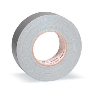 Nashua 300 Multi-Purpose 2 Inch Grey Duct Tape 24/case-Sold by the Case