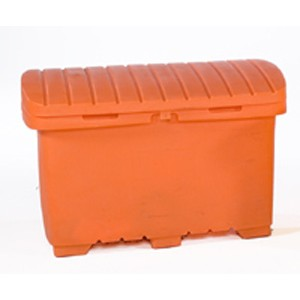Ultra-Forest Orange Utility Box w/ no Wheels - Item #SK0861