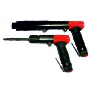 Novatek VRS 2B Pistol Grip Non-Shrouded Needle Scaler