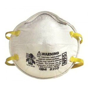 3M™ 8210 Particulate Respirator N95 - Item #RD8210