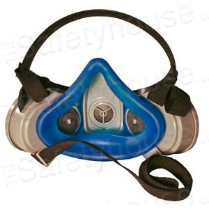 MSA Advantage 200 Half Face Respirator - Item #RH0200
