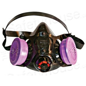 North 7700 Half Face Respirator