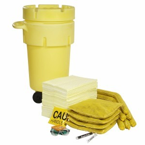 HazMat Spill Kit 50-Gallon Wheeled