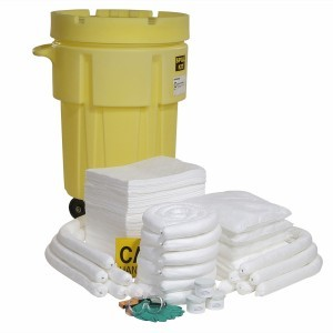 Oil Spill Kit 95-Gallon Wheeled